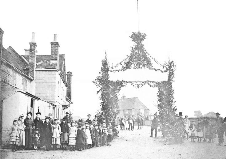 Sir Edmund Loder's wedding