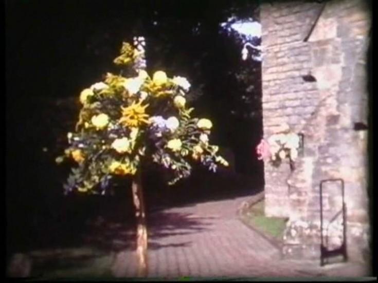 Flower Festival at St. Mary's church, Slaugham