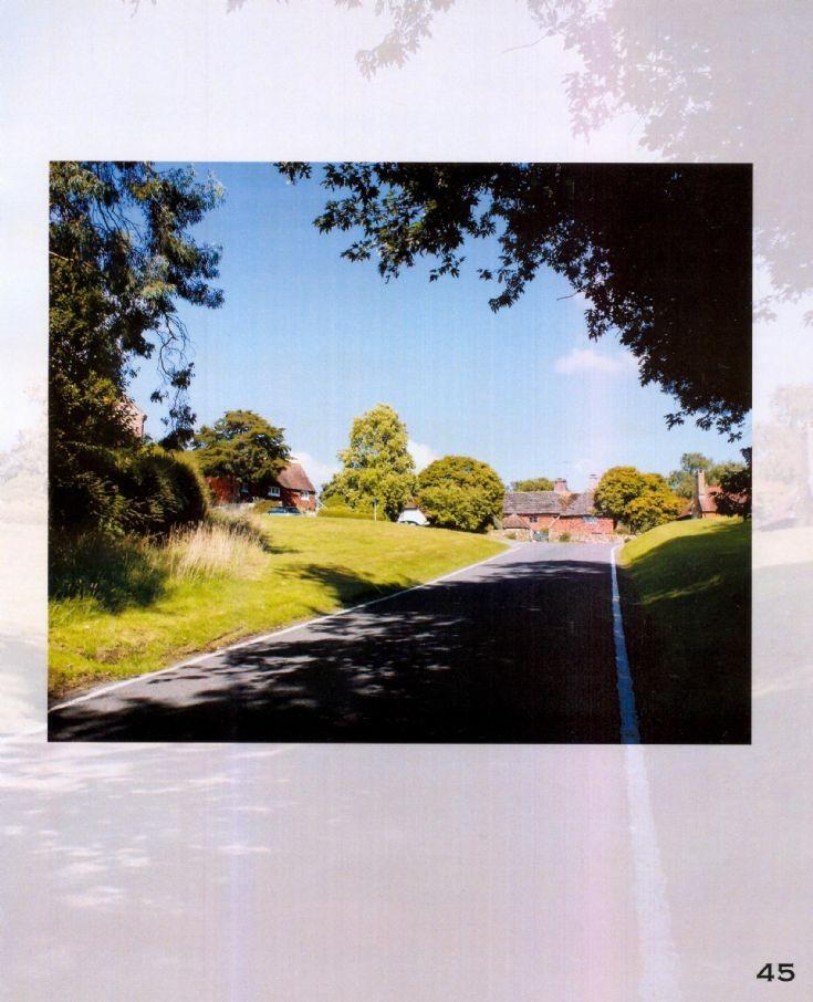 Village approach, Slaugham