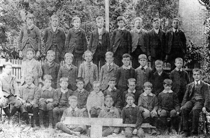 Warninglid school 1899