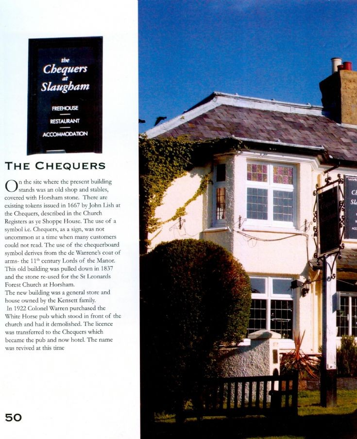 The Chequers, Slaugham