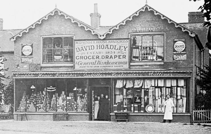 Hoadley's Stores, Handcross