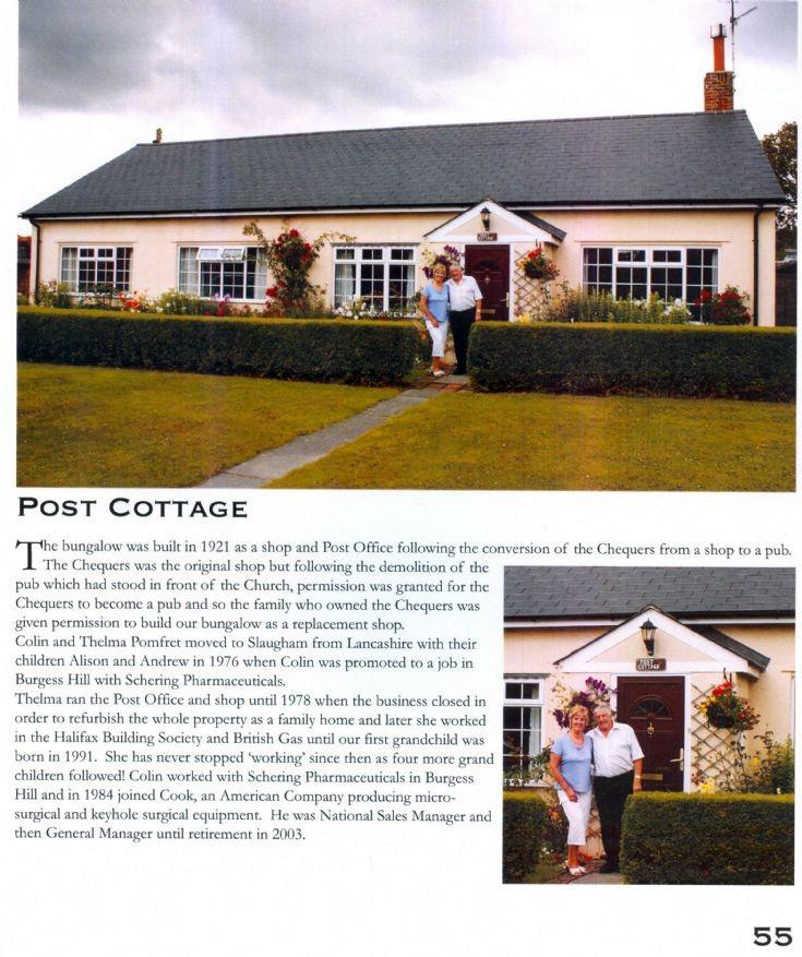 Post Cottage, Slaugham