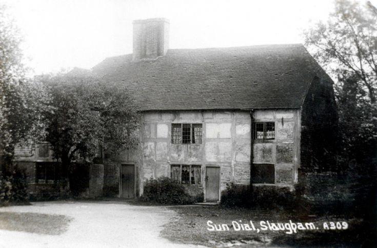 The Sundial, Slaugham