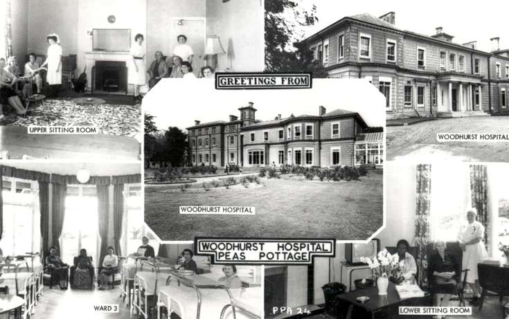 Woodhurst Hospital multi-view